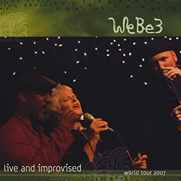 Webe3 Live and Improvised