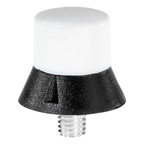 uhlsport Stollen-1007009010200 Stollen, schwarz/Weiß, 13/16mm