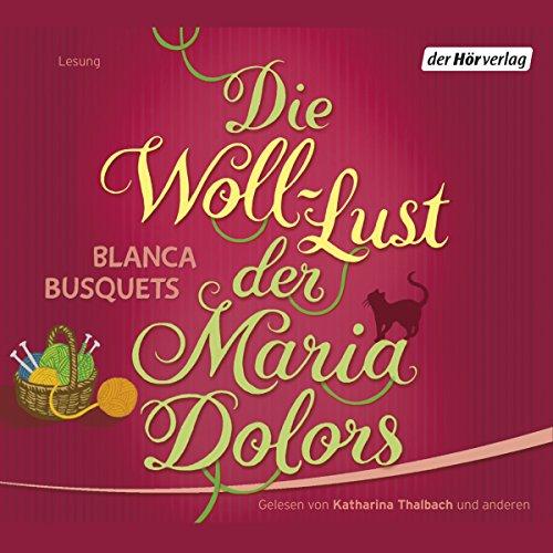 Die Woll-Lust der Maria Dolors Titelbild