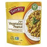 Tasty Bite Thai Vegetable Peanut, 10 Ounce (Pack of 6)
