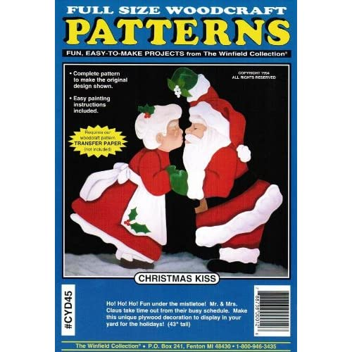 Wood Patterns For Christmas Amazon Com