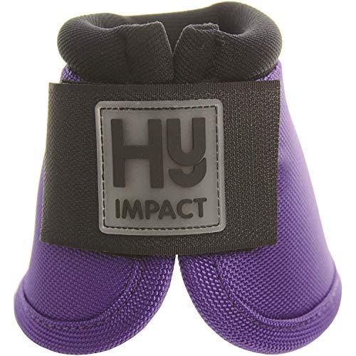 HyIMPACT Pro Protèges-glomes Bottes - Violet - Medium