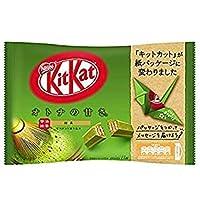 ネスレ キットカット ミニ オトナの甘さ 抹茶 13枚 ×36袋(12入×3ケース)