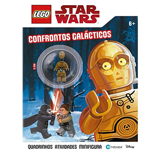 LEGO STAR WARS: CONFRONTOS GALACTICOS
