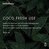 Zoom IMG-2 hellobody coco fresh schiuma detergente