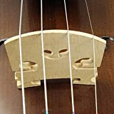 Immagine 2 violin bridge 5pcs acero in