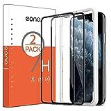 Eono by Amazon - [2 Stück] Panzerglasfolie kompitabel mit iPhone 11 Pro/iPhone XS/iPhone X (5.8...