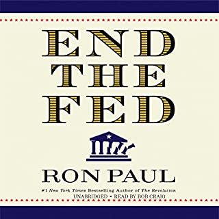 End the Fed cover art