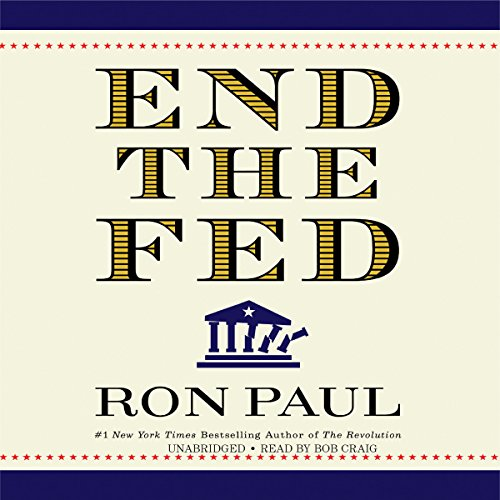 End the Fed audiobook cover art