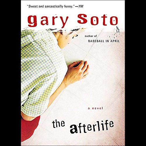 The Afterlife                   By:                                                                                                                                 Gary Soto                               Narrated by:                                                                                                                                 Robert Ramirez                      Length: 4 hrs and 12 mins     Not rated yet     Overall 0.0