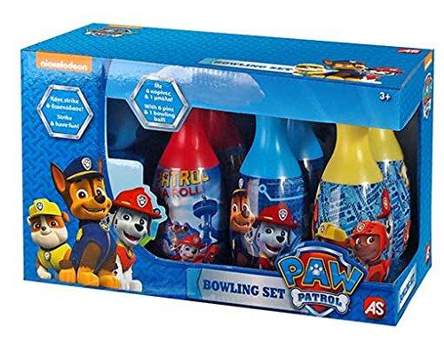 AS Fun - 5202-02039 - Set de Bowling - Paw Patrol