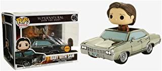 Funko Pop! Supernatural Baby with Sam Chase Exclusive Vinyl Figure