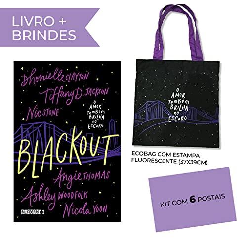 Blackout (Pré-venda com brindes): O amor também brilha no escuro