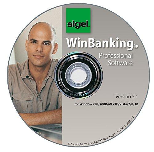 Sigel SW235 WinBanking Professional, Software für Bankformular-Management, inkl. 60 Bankformulare – auch für SEPA - 5