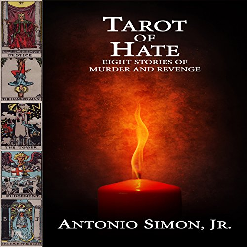 Tarot of Hate audiobook cover art