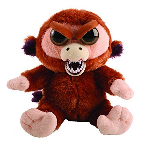 Böser Affe als Kuscheltier