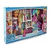 Nancy - Espejo 1001 Peinados, muñeca con un Armario Lleno Accesorios para Jugar a Hacer Peinados...