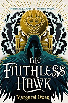 Book Cover for The Faithless Hawk