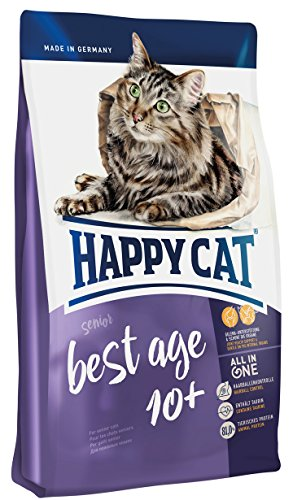 Happy Cat Best Age 10+, 1er Pack (1 x 1.4 kg)