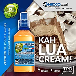 E LIQUID PARA VAPEAR - 30ml Kahlua Cream (Café, ron, vainilla) Shake