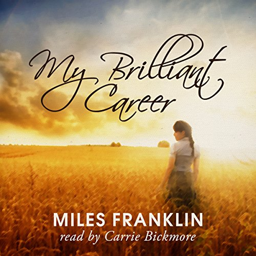 My Brilliant Career audiobook cover art