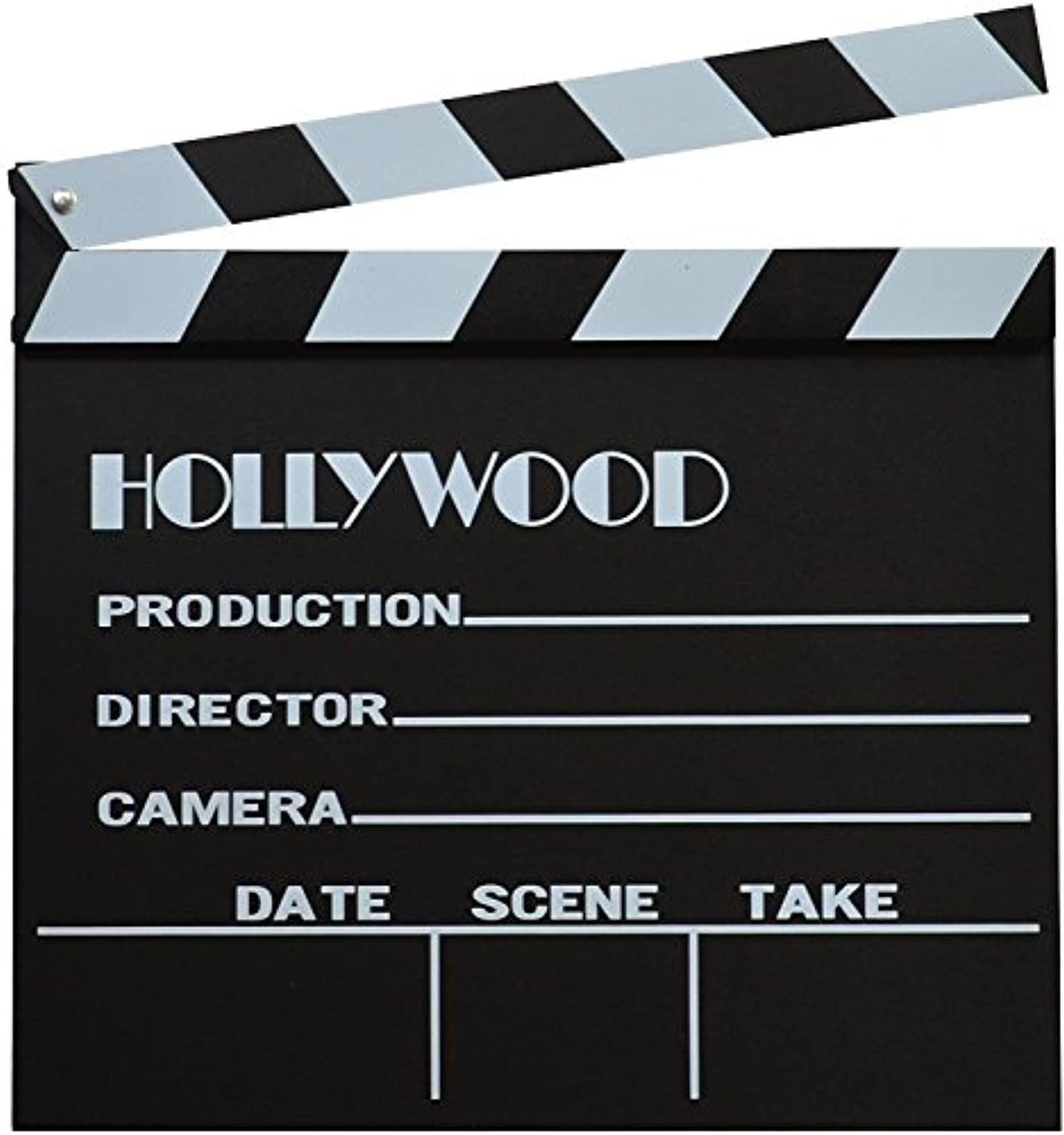 Hollywood Clapboard 12