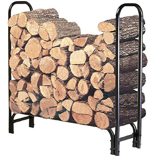 Landmann 82413 4-Foot Firewood Log Rack (Cover not included)