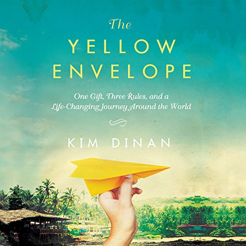 The Yellow Envelope audiobook cover art