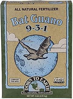down to earth bat guano 10 3 1