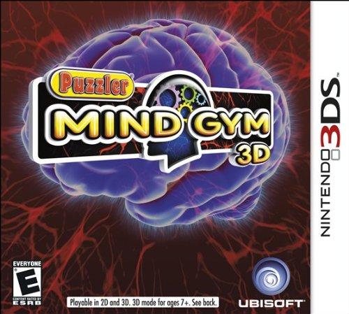 Ubisoft Puzzler Mind Gym 3D, 3DS - Juego (3DS, 3DS)