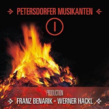 Petersdorfer Musikkanten - Leitung: Franz Benarik, Werner Hackl