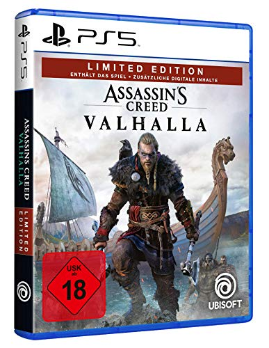 Assassin's Creed Valhalla Limited Edition - exklusiv bei Amazon - [PlayStation 5]