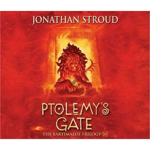 Ptolemy's Gate audiobook cover art