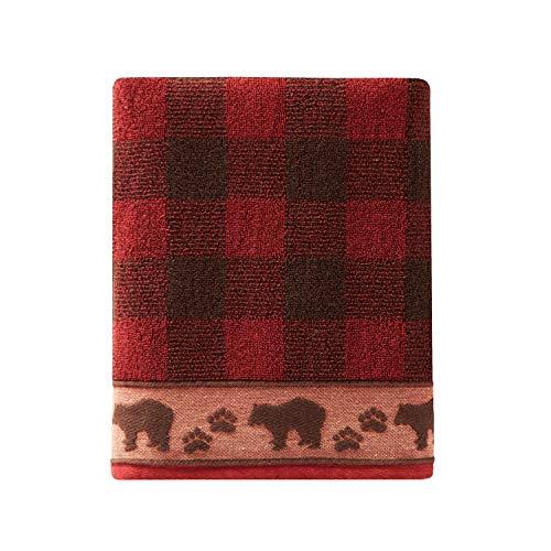 toalla roja de la marca SKL HOME by Saturday Knight Ltd.