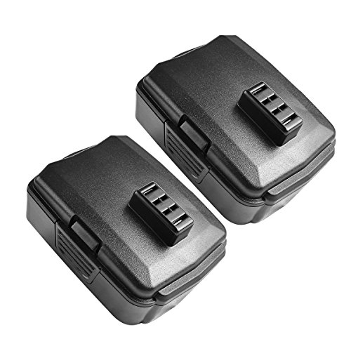 Bonacell 2X 12V 4000mAh Ersatzakku für Ryobi CB120L 130503001 | Werkzeugakku Kompatibel mit Ryobi 130503005 BPL1220 BID1201 CAH120LK CD100 CK212DA CKF120LM CR1201 CS1201 HJP001 HJP002 HP612K LSD1201