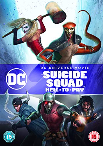 DVD1 - Suicide Squad: Hell To Pay (1 DVD)