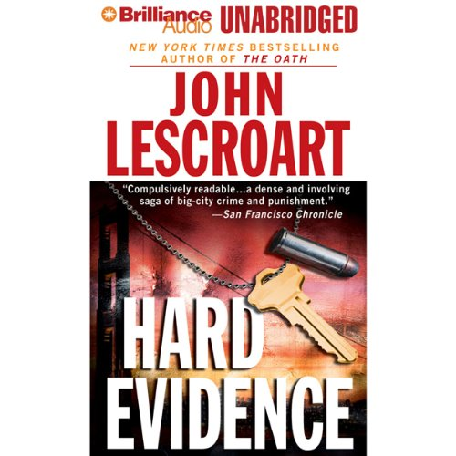 Hard Evidence: A Dismas Hardy Novel audiobook cover art