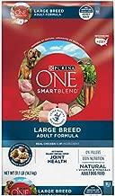 Purina ONE Natural Large Breed Dry Dog Food, SmartBlend Large Breed Adult Formula - 31.1 lb. Bag