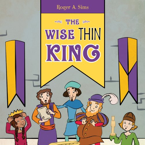 The Wise Thin King cover art