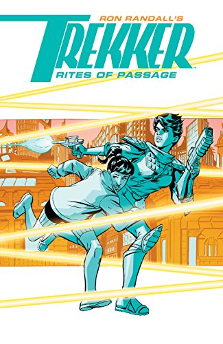 Trekker: Rites of Passage (English Edition)