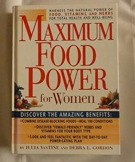 Maximum Food Power For Women (Prevention Health Books for Women)