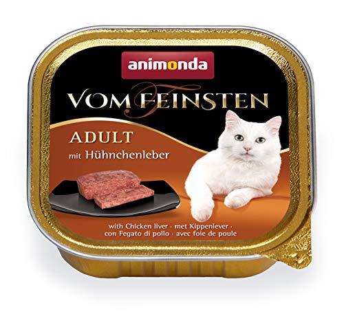 Animonda vom Feinsten 83254 Mix1 Geflügel-Kreationen 32 x 100 g – Katzenfutter - 5