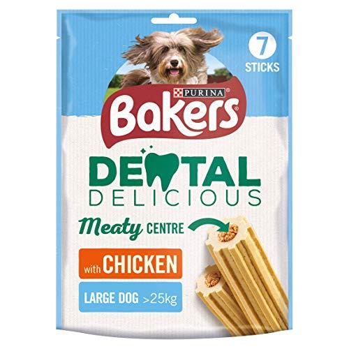 Bakers Dental Delicious Huhn für Größe L 270 g 6er-Packung