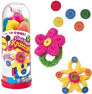 ALEX Toys Craft Cool Spool Knitting Kit