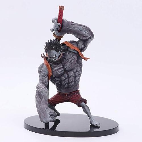 WXFO Jouet Statue Jouet Modèle Exquis OrneHommest Décoration Cadeau Cadeau d'anniversaire Version Couleur 13CM Modèle Anime