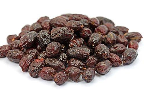 ProFair Hagebutten, ganze Früchte - schonend getrocknet, unbehandelt - Vitamin C und mehr für alle Haustiere (2500 g)