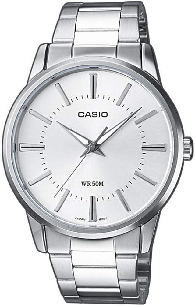 Casio, orologio per uomo, in acciaio inossidabile MTP-1303PD-7AVEF