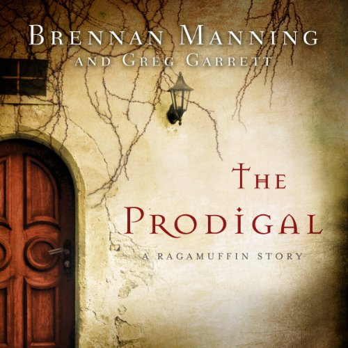 The Prodigal audiobook cover art