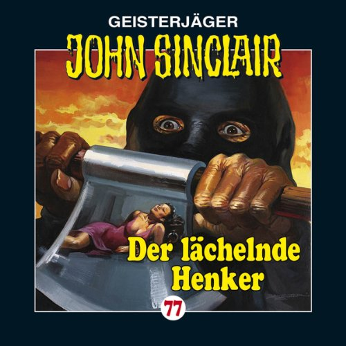 Der lächelnde Henker audiobook cover art