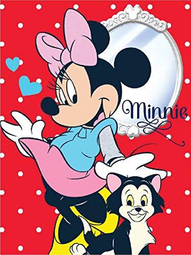 Javoli Disney Minnie Mouse - Manta 150 x 200 cm